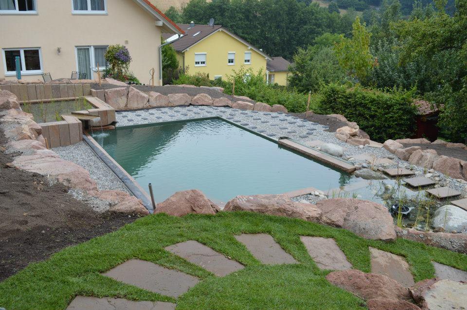Naturteich archives klaiber wohlf hlg rten klaiber for Garten schwimmteich